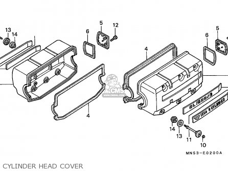Diagram Of Parts For 1990 Honda Goldwing on kawasaki f7 wiring diagram