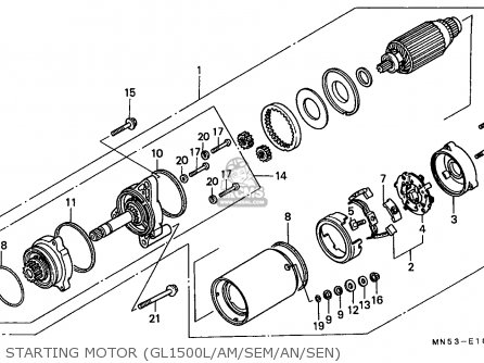 Honda 1500 Goldwing Carburetor Schematic on honda rebel wiring diagram