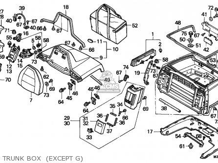 Honda Xr 80 Wiring Diagram