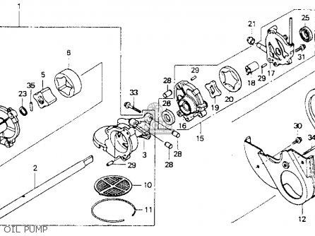 honda gl1500a goldwing aspencade 1993  p  usa california