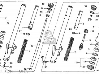 Honda Valkyrie Schematics on honda cb175 parts