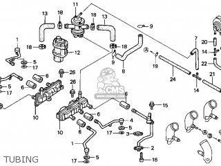 Honda Gl1500c Valkyrie 2000 y Usa California Tubing
