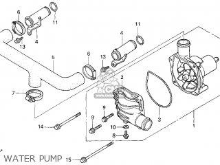 Honda Gl1500cf Valkyrie Interstate 2001 1 Usa Parts Lists And Schematics