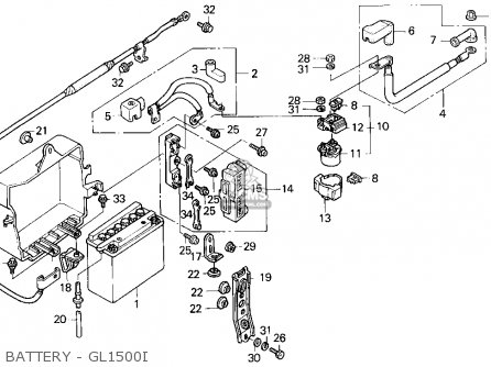 Honda Goldwing Wiring Diagram likewise 2001 Volvo V70 Fuse Box Diagram together with 1986 Gl1200 Wiring Diagram additionally Wiring Diagram For 1990 1500 Goldwing besides Honda Gold Wing Gl1500 Audio System Radio Wiring Diagram. on honda goldwing 1800 wiring diagram