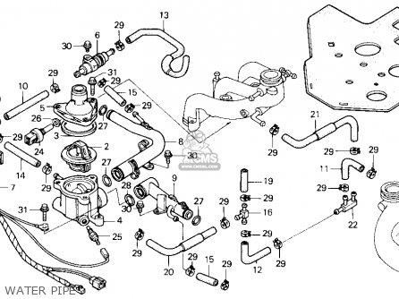 Honda Goldwing 1800 Wiring Diagram as well 1999 Honda Shadow Wiring Diagram further Wiring Diagram For A 1995 Dodge Dakota also 2000 Acurarear Speaker Deck in addition NISSAN Car Radio Wiring Connector. on honda goldwing 1500 brake wiring diagrams
