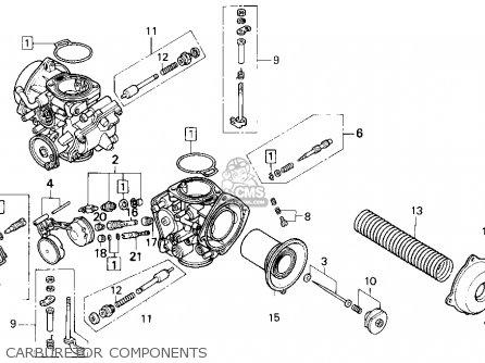 1995 honda goldwing wiring diagram honda goldwing 1500 alternator honda alternator pulley ... #13