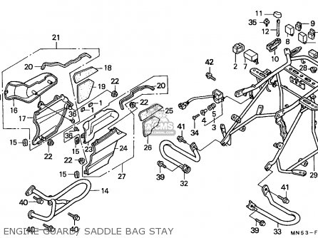 Wiring Harness For A 1982 Honda Gl1100 Goldwing on 1984 honda goldwing interstate