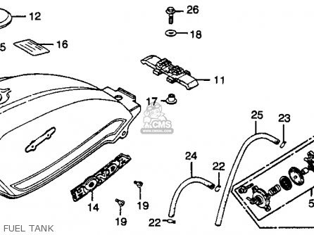 1984 honda elite wiring diagram