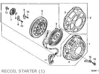 Honda Gx160 Parts Diagram   Honda Gx160 Lx 14zk8403 Parts Lists And Schematics