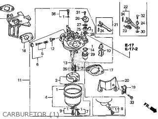 Honda GX200\SXE4\14ZK0402 parts lists and schematics