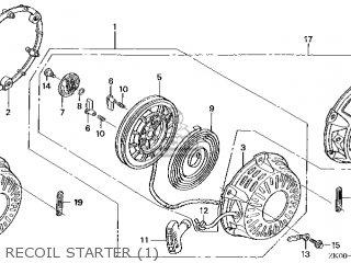 Honda GX200\SXE4\14ZK0402 parts lists and schematicsCmsnl.com