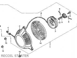 honda gxh50 qc a 14zm70e6 parts lists and schematics rh cmsnl com Honda Small Engine Compression Specs Honda GXH50 Carburetor