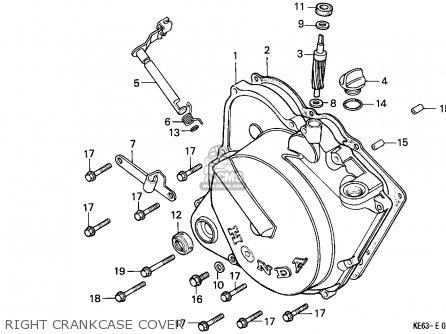 Honda H100 Wiring Diagram