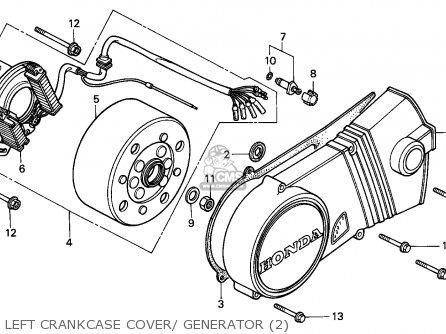 honda h100s 1988 j england parts lists and schematics rh cmsnl com Honda Motorcycle Wiring Color Codes 92 96 Honda Civic Alternater Wiring Schematics