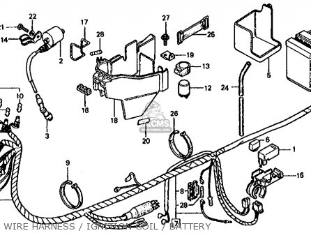 Swisher Trail Mower Wiring Schematic