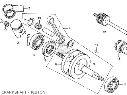 Moped Ignition Switch