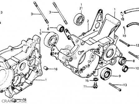 Partslist also Plateskid Nh1 50351361000b besides Honda Mt250 Wiring Diagram furthermore Partslist as well NosResults. on honda mr175 parts