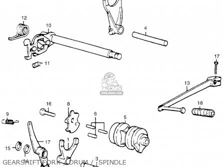 Wiring Diagrams 1975 Honda Trail 90