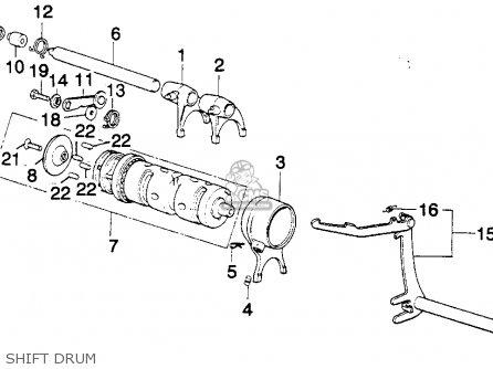 wiring diagram honda cr125 with 1980 Honda Cm200 Wiring Diagram on Cr125 Engine Diagram besides Honda Cr80r Engine Diagram additionally Honda Cr R Parts In Stock likewise 1980 Honda Cm200 Wiring Diagram also Big End Engine Bearings.