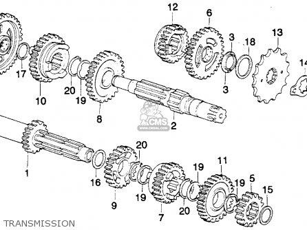 Honda Xl70 Wiring Harness likewise Honda Cb350f Wiring Diagram Simple also Partslist as well 06 Honda Aero 750 Electrical Diagram besides Honda Z50 Wiring Diagram. on honda mt250 wiring diagram