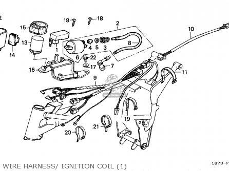 honda mt50s 1991 sweden parts list partsmanual partsfiche suzuki df 50 wiring diagram honda mt 50 wiring diagram #15