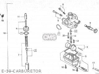 Honda MTX80 1982 (C) parts lists and schematicsCmsnl.com