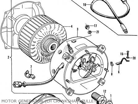 Honda N600 Wiring Diagram