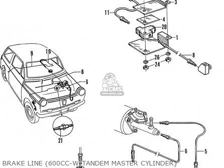 Model T Steering Diagram