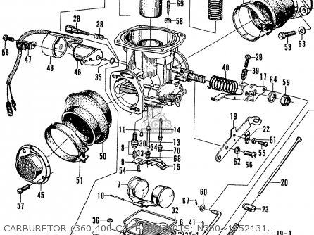 Honda N600 Coupe Stationwagon kg Kf Ke Kb Kq Ks Kj Kp Kd Kt Ku Carburetor 360 400 Cc  Exp n360ts  N360~1452131 ln360~5129298