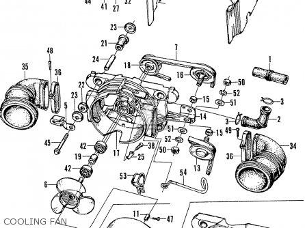 Honda N600 Coupe Stationwagon kg Kf Ke Kb Kq Ks Kj Kp Kd Kt Ku Cooling Fan