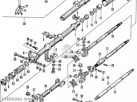 86 Honda Aero 50 Parts on e scooter wiring diagram