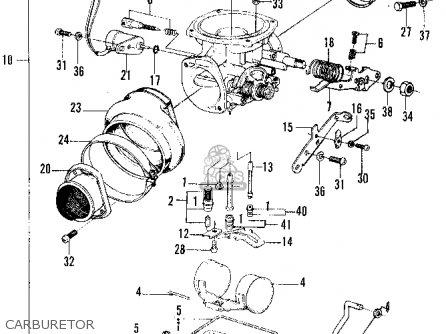 honda n600 sedan 1970 2dr (ka) parts list partsmanual ... 1969 honda z50 wiring diagram honda n600 wiring diagram