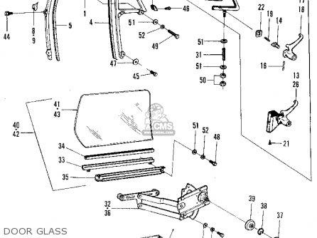 honda bf90 wiring diagram honda n600 sedan 1970 2dr (ka) parts list partsmanual ... #6