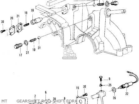 1932 Ford Steering Column