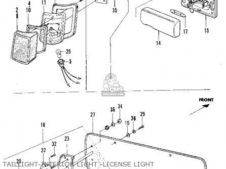 Dash panel insert  6y1 xxx xxx x 6y2 xxx xxx x and 6y0 920 xxx xxx c further Kawasaki Vulcan Vn800 Turn Signal Light Circuit Wiring Diagram together with 3mx3r 2000 R Vision Motorhome Auto Park Brake Will Not furthermore 2hpdu Location Flasher 1999 Mercury Cougar furthermore Ford F 350 1993 Ford F350 Brake Lightsturn Signals. on brake light indicator