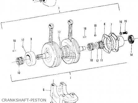 Honda N600 Sedan 1972 2dr (ka) parts list partsmanual ...