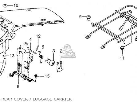 49cc Mini Chopper Parts Diagram
