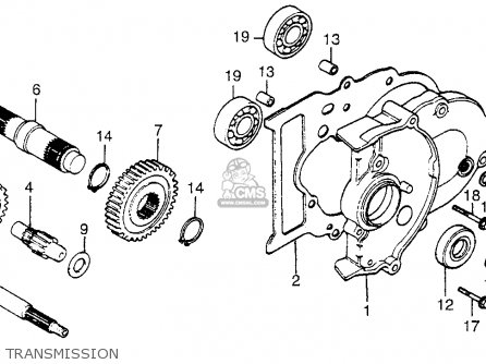 Stroke Mini Chopper 110cc Wiring Diagram