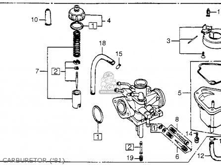Viewtopic also 1994 Quadrunner Lt F250 Parts further Briggs And Stratton 15 5 Hp Parts Diagram likewise TM 5 4240 501 14P 125 as well 351 Windsor Vacuum Lines On. on 50 carb diagram