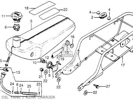 Honda Motorcycle 1982 650 Carburetor Diagram further Honda Express Carburetor Diagram moreover Cr125 Engine Diagram together with Honda Gcv160 5 Carburetor Diagram together with 2004 Shadow Sabre 1100 Wiring Diagram. on honda express carburetor diagram