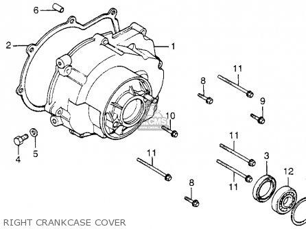 Honda Trail 90 Engine