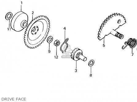 Honda NQ50 SPREE 1987 (H) USA parts lists and schematicsCmsnl.com
