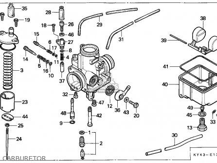 honda nsr125f 1991 m england mkh parts list partsmanual partsfiche rh cmsnl com Honda NSR 125 Engine Honda NSR 125 Engine