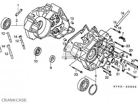 honda nsr125f 1991 m england mkh parts list partsmanual partsfiche rh cmsnl com 1974 Honda 125 Motorcycle 1974 Honda 125 Motorcycle