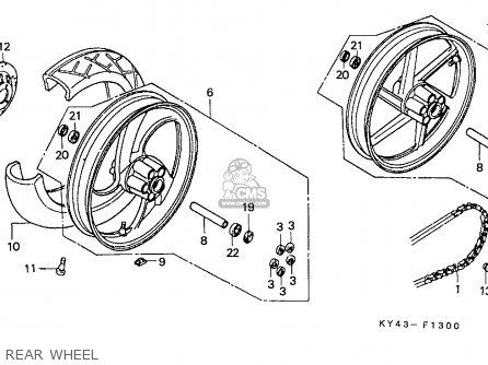 Ysr 50 Wiring Diagram