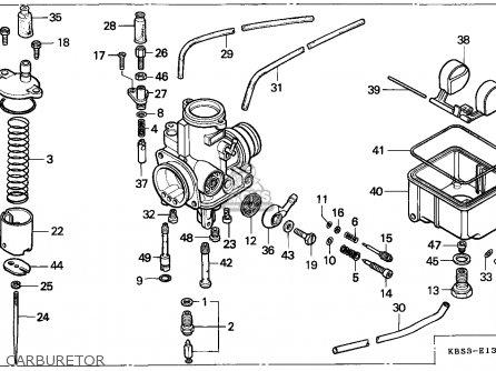 honda nsr125r 1993 p switzerland parts lists and schematics rh cmsnl com Honda RR 150 Honda CRF150R