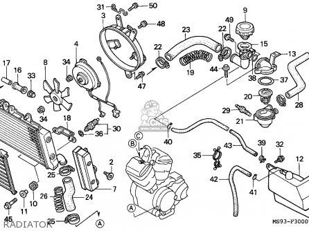 Honda 3000 Generator Carburetor Parts