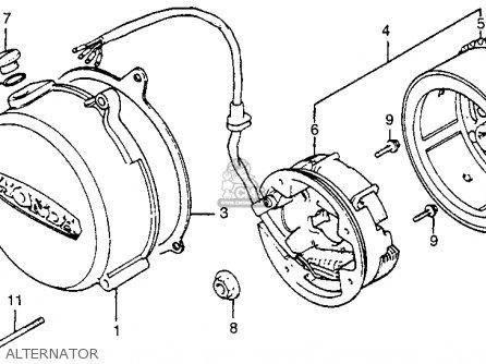 Honda Nu50 Wiring Diagram