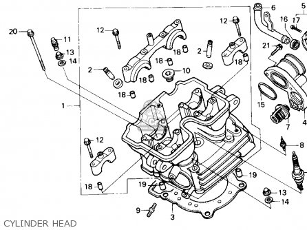96 Honda Fourtrax Wiring Diagram together with Can Am 350 Atv Engine Diagram likewise Wiring Diagram For 1993 Honda 300 Fourtrax further Honda Fourtrax 300 Wiring Diagram moreover Honda Motorcycle Carburetor Diagram. on 1986 honda fourtrax 300 wiring diagram
