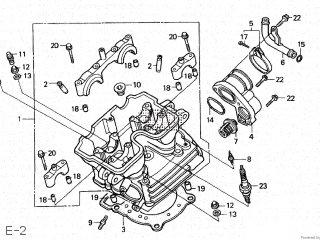 Honda NX250 AX-1 1994 (R) JAPAN parts lists and schematicsCmsnl.com